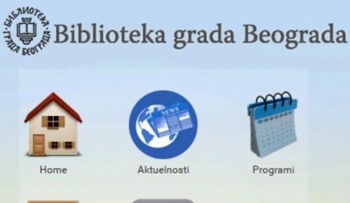 Android aplikacija Biblioeteke grada Beograda 10