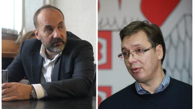 Janković zahvalan DS-u, Vučić i dalje bez kandidata 1