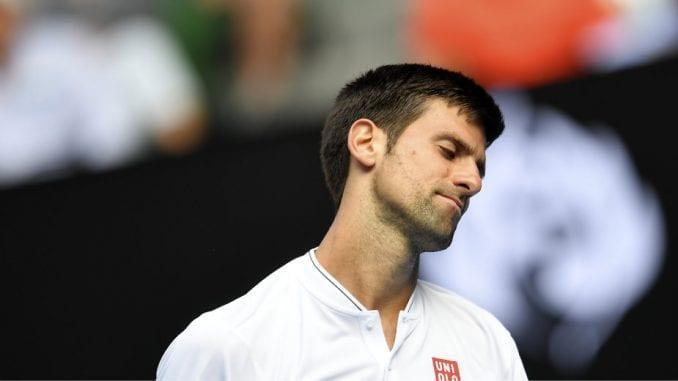 Đoković pao na 21. mesto, Krunićeva i dalje na 39. 1