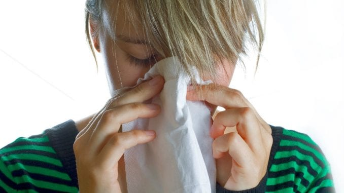 Dva tipa virusa gripa u Srbiji 1