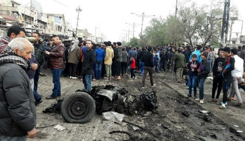 Teroristički napad u Bagdadu 9