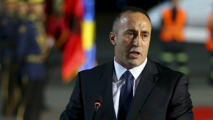 Saslušan Haradinaj 1