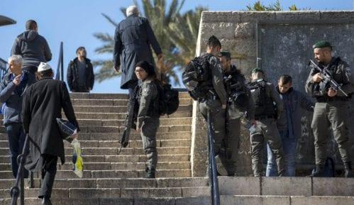 Kamion uleteo među pešake u Jerusalimu, četvoro mrtvih 4