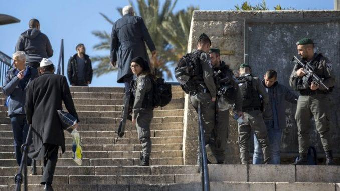 Izraelski policajci ubili nenaoružanog Palestinca u Jerusalimu 3