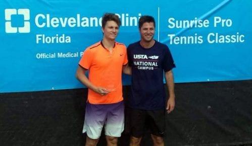 Kecmanović osvojio prvi profi turnir 8