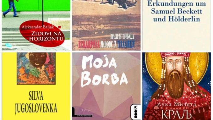 Knjiga Danas - Nedeljna preporuka za čitanje 4