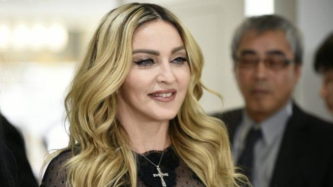 Milion dolara za Madonin nastup na Eurosongu 1