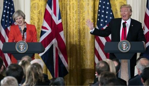 Britanci skupili milion potpisa protiv Trampa 1