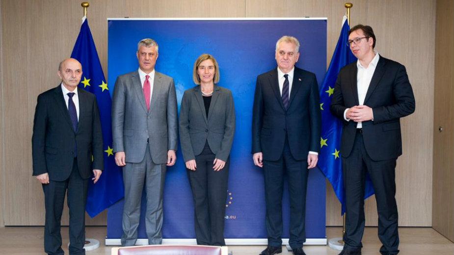 Dogovoren nastavak dijaloga Beograda i Prištine 1