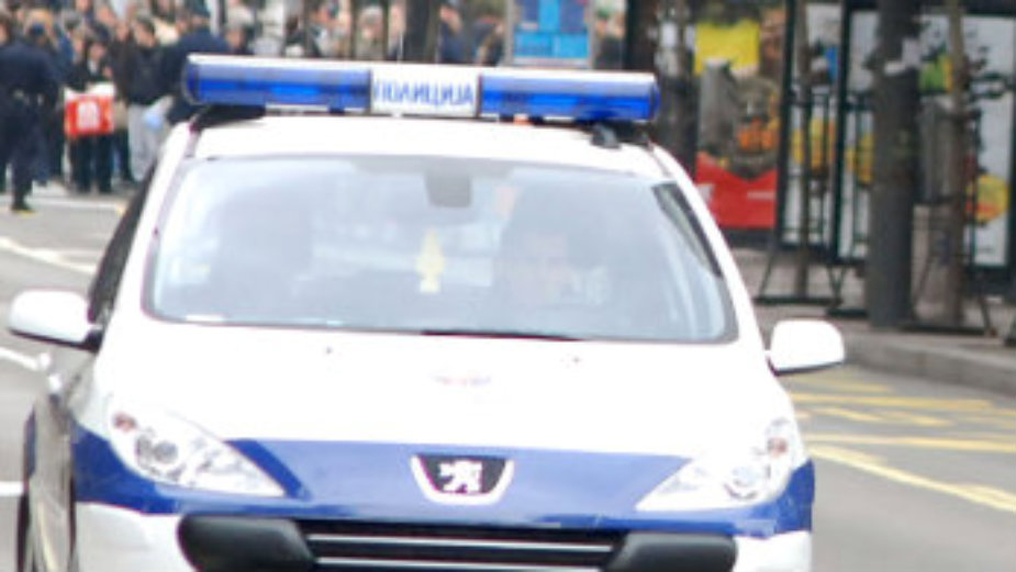 Protest policije u Novom Sadu 6. februara 1
