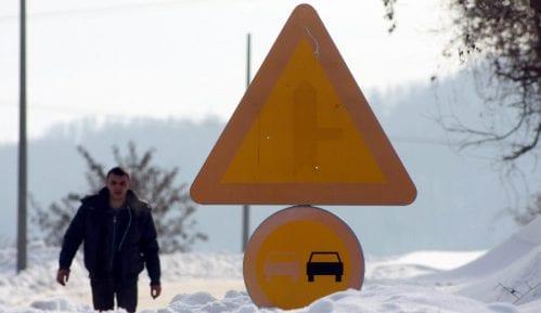 Oprez zbog raskvašenog snega i odrona u Timočkoj krajini 2