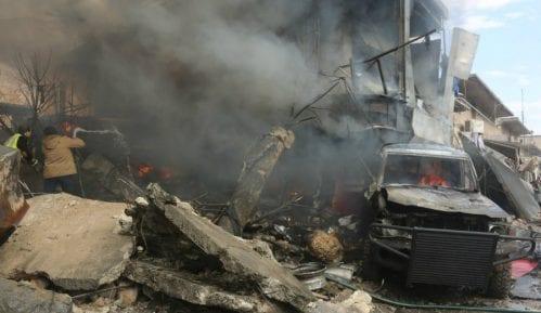 Automobil - bomba usmrtio najmanje 60 ljudi 5