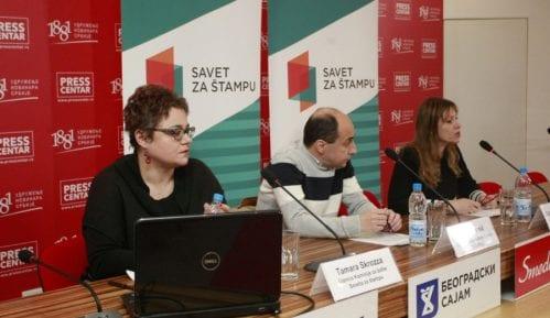 Savet za štampu: Danas i Politika svetli primeri 1