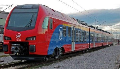 Voz i z Soluna za Beograd će kasniti 10 sati 3
