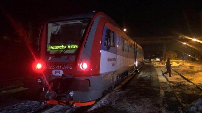 Voz se vraća za Beograd 1