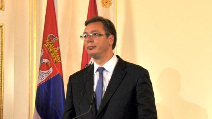 Vučić: Ne štitimo zločince, tražimo da ni drugi to ne čine 1