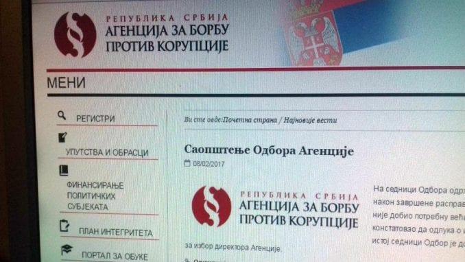 Agencija za borbu protiv korupcije izabrala 120 posmatrača izbornih kampanja 2