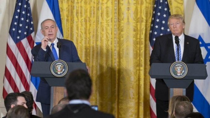 Tramp i Netanjahu razgovarali o pretnji Irana 1