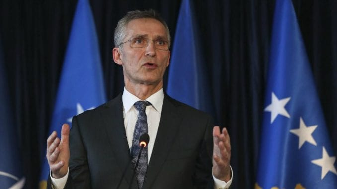 Stoltenberg Haradinaju: NATO nastavlja misiju KFOR 1