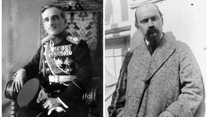 Razgovori kralja Aleksandra i Ivana Meštrovića 1