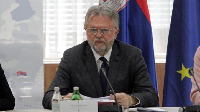 Dušan Vujović najozbiljniji kandidat za premijera 1