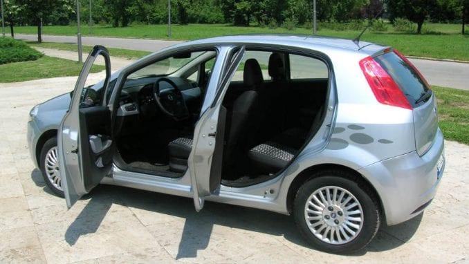 Testirali smo: FIAT Grande Punto 1.3 JTD 1