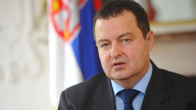 Dačić: Najava revizije presude MSP po tužbi BiH opasna 4