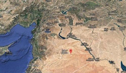 U Siriji osam civila stradalo u ruskom bombardovanju 12