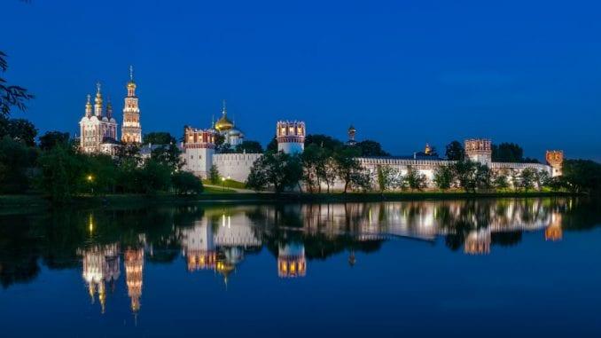 Moskva (1): Mesto iz mojih maštanja 1