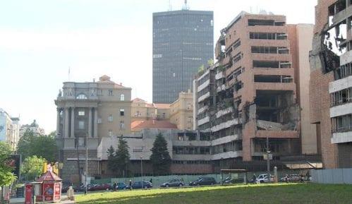 Insajder: Vlada Srbije odlučila da sruši zgradu Generalštaba 6