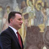 Makedonija: Gruevski i dalje poslanik 12