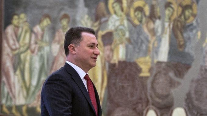 Gruevski negira da je iz Skoplja pobegao u prtljažniku 1