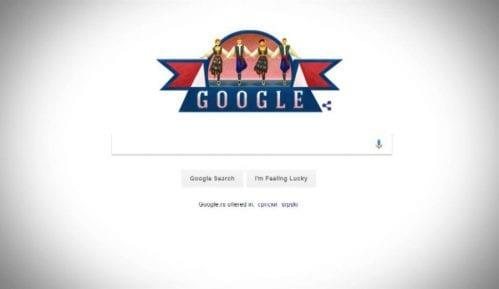 I Gugl čestitao Srbiji Dan državnosti 13