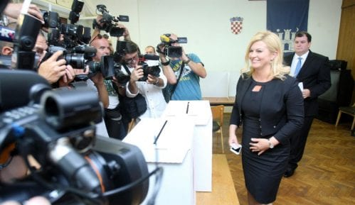 Hrvatska predsednica se nada razmeni poseta sa Srbijom 15