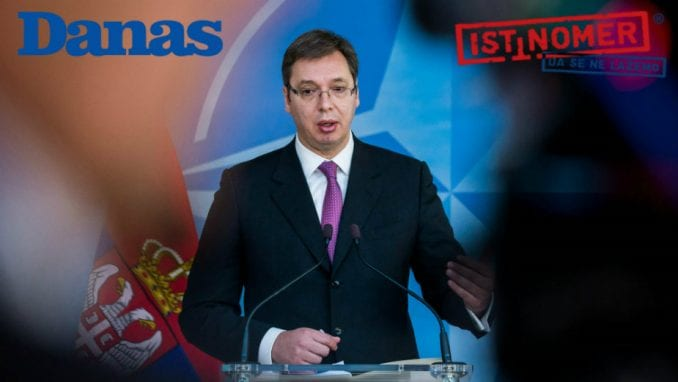 Neispunjena obećanja Vučića 1
