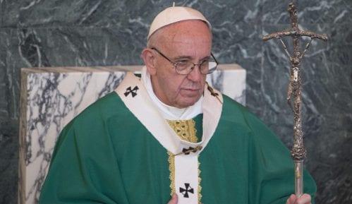 Papa: Bolje biti ateista nego dvolični katolik 2