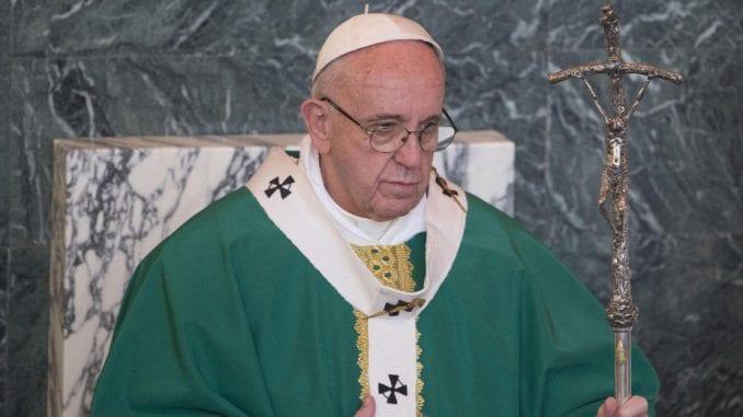 Papa: Bolje biti ateista nego dvolični katolik 1