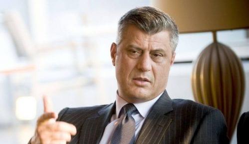 Tači nije hteo da komentariše izjave Veseljija i Haradinaja 12