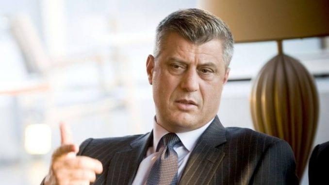 Tači nije hteo da komentariše izjave Veseljija i Haradinaja 4