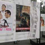 "Izložba ""Plakati YU filma"" na Savskom šetalištu 2"