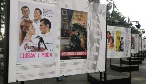 "Izložba ""Plakati YU filma"" na Savskom šetalištu 10"