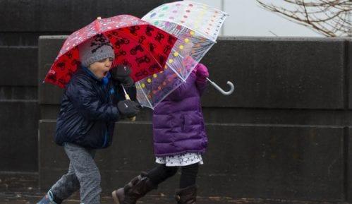 U Srbiji danas hladnije, s kišom i snegom 4