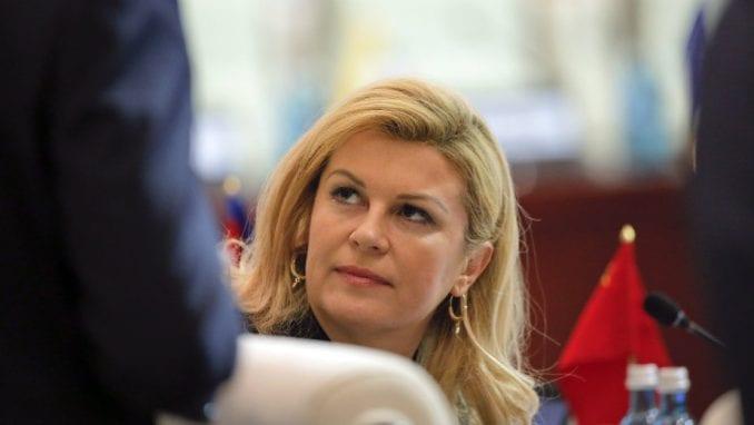 Grabar-Kitarović: Hrvatska nije izgubila međunarodni ugled 1