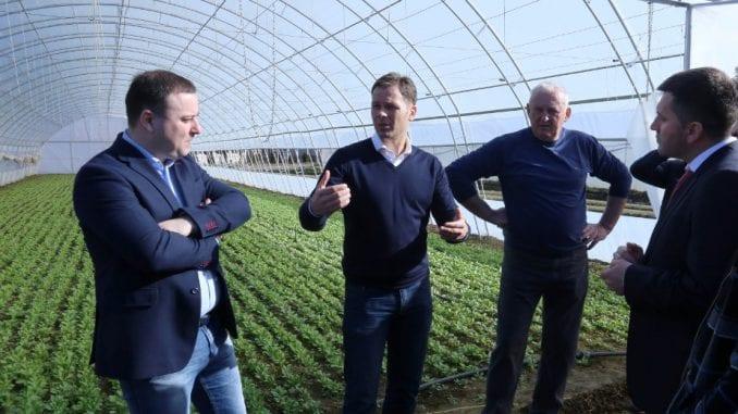 Gradonačelnik pozvao poljoprivrednike da se jave za subvencije 1