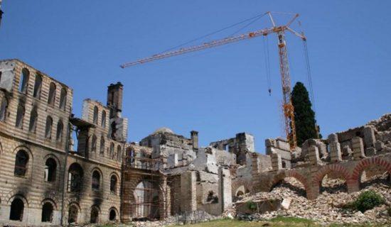 Kraj obnove Hilandara do 2023. godine 13