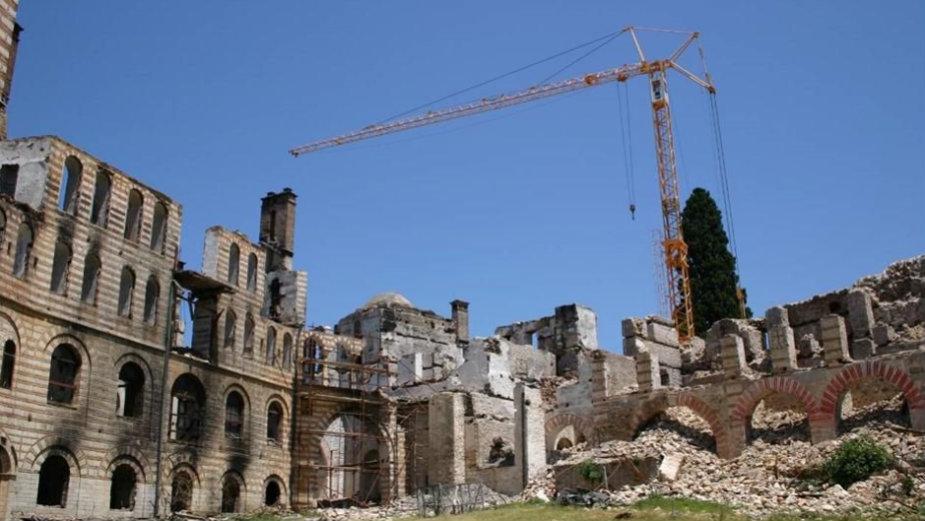 Kraj obnove Hilandara do 2023. godine 1