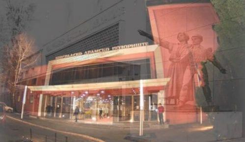 Beogradsko dramsko pozorište: Lečić izuzet iz predstave 13