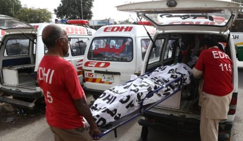 Bombaški napad na sud u Pakistanu 13