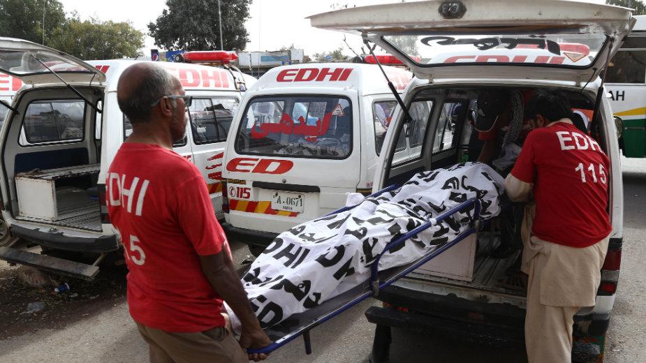 Bombaški napad na sud u Pakistanu 1