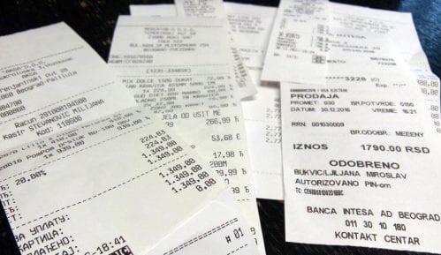 RZS: Januarska inflacija 1.4 odsto 2